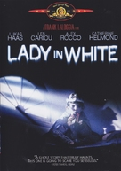Lady in White - DVD cover (xs thumbnail)