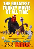 Free Birds - DVD cover (xs thumbnail)