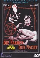 Tutti i colori del buio - German Movie Cover (xs thumbnail)