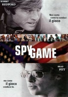 Spy Game - Italian DVD cover (xs thumbnail)