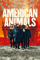 American Animals - South African Video on demand movie cover (xs thumbnail)