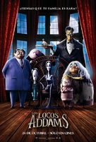 The Addams Family - Argentinian Movie Poster (xs thumbnail)