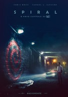 Spiral - Portuguese Movie Poster (xs thumbnail)