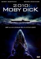 2010: Moby Dick - Czech DVD movie cover (xs thumbnail)