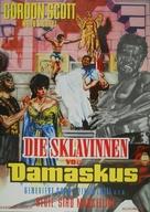 Eroe di Babilonia, L' - German Movie Poster (xs thumbnail)