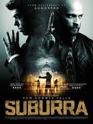 Suburra - Swedish Movie Poster (xs thumbnail)