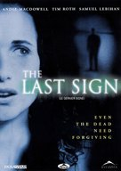 The Last Sign - Canadian Movie Cover (xs thumbnail)