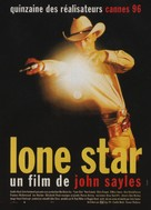 Lone Star - French Movie Poster (xs thumbnail)
