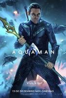Aquaman - Brazilian Movie Poster (xs thumbnail)