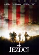 The Four Horsemen - Czech Movie Cover (xs thumbnail)