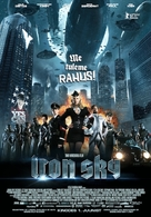 Iron Sky - Estonian Movie Poster (xs thumbnail)