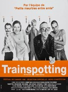 Trainspotting - French Movie Poster (xs thumbnail)