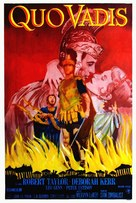 Quo Vadis - Argentinian Movie Poster (xs thumbnail)