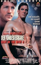 Best of the Best 2 - Swiss VHS cover (xs thumbnail)