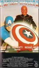 Captain America - Swedish Movie Cover (xs thumbnail)