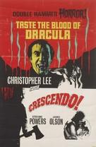 Taste the Blood of Dracula - British Movie Poster (xs thumbnail)