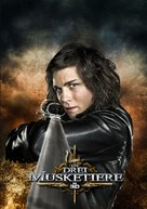 The Three Musketeers - German Video on demand movie cover (xs thumbnail)
