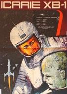Ikarie XB 1 - Romanian Movie Poster (xs thumbnail)