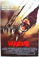 The Howling - Swedish Movie Poster (xs thumbnail)