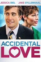 Accidental Love - DVD cover (xs thumbnail)