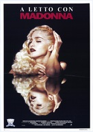 Madonna: Truth or Dare - Italian Movie Poster (xs thumbnail)