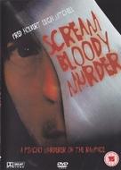 Scream Bloody Murder - British DVD cover (xs thumbnail)