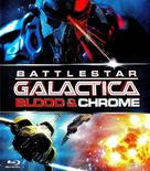Battlestar Galactica: Blood & Chrome - French Movie Cover (xs thumbnail)