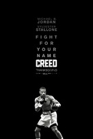 Creed - Movie Poster (xs thumbnail)