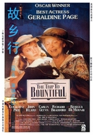The Trip to Bountiful - Chinese Movie Poster (xs thumbnail)