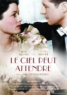 Heaven Can Wait - French Re-release movie poster (xs thumbnail)