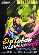 Lust for Life - German Movie Poster (xs thumbnail)