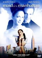 Maid in Manhattan - DVD movie cover (xs thumbnail)
