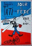 Jour de fête - Swedish Movie Poster (xs thumbnail)