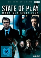 """""""State of Play"""" - German Movie Cover (xs thumbnail)"""