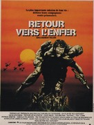 Uncommon Valor - French Movie Poster (xs thumbnail)