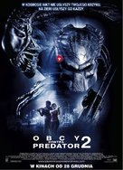 AVPR: Aliens vs Predator - Requiem - Polish Movie Poster (xs thumbnail)