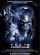 AVPR: Aliens vs Predator - Requiem - Polish Movie Poster (xs thumbnail)