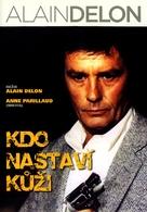 Pour la peau d'un flic - Czech DVD movie cover (xs thumbnail)