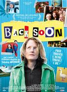 Back Soon - French Movie Poster (xs thumbnail)