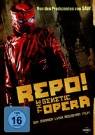 Repo! The Genetic Opera - German DVD movie cover (xs thumbnail)