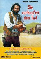 Una ragione per vivere e una per morire - German DVD movie cover (xs thumbnail)