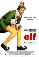 Elf - British Movie Poster (xs thumbnail)