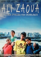 Ali Zaoua, prince de la rue - German Movie Poster (xs thumbnail)