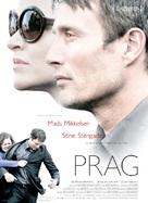 Prag - Danish Movie Poster (xs thumbnail)