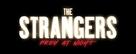Strangers 2: Prey at Night - Logo (xs thumbnail)
