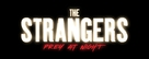 The Strangers: Prey at Night - Logo (xs thumbnail)
