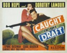 Caught in the Draft - Movie Poster (xs thumbnail)