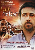 Half Nelson - DVD movie cover (xs thumbnail)