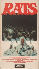 Rats - Notte di terrore - VHS cover (xs thumbnail)