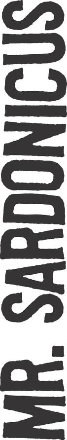 Mr. Sardonicus - Logo (xs thumbnail)